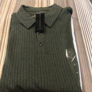 Sage Long Sleeve Shiry